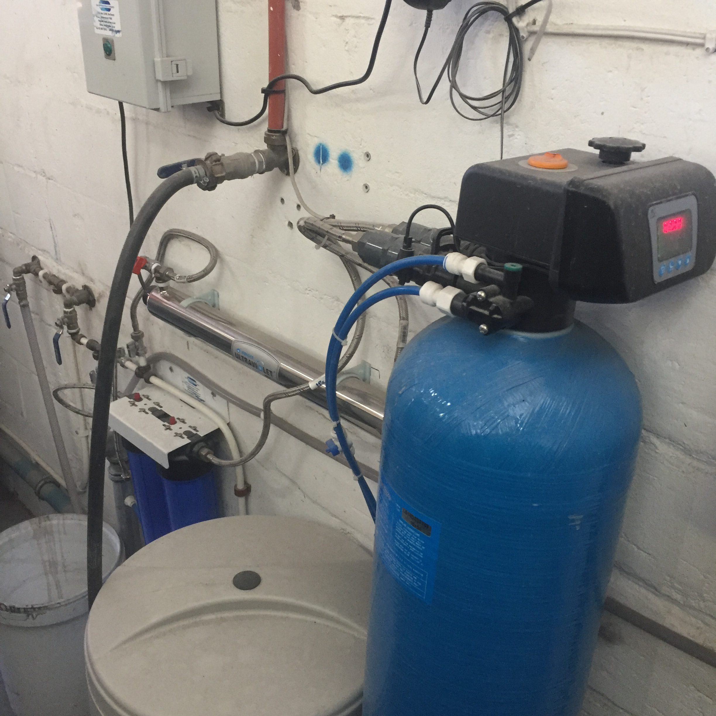 Design and installation of water purification systems